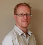 Ben Evans portrait